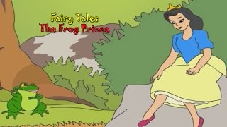 The Frog Prince | Fairy Tales Bengali for Kids | Fairy Tales in Bengali for Children HD