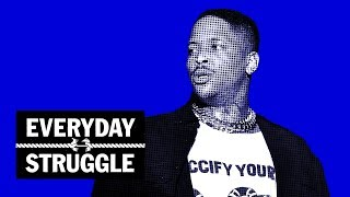 YG Pulls Up to Talk 'Stay Dangerous,' Madden Drama, New Projects   Everyday Struggle