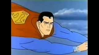 Superman Cartoon The Abominable Ice Man  from 1967 Part 1