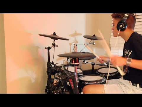 Charlie Puth The Way I Am Drum cover!