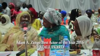 Adam A. Zango  (Tozali Award winner 2016)