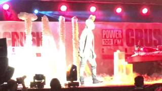 Kid Ink - Power 106 Crush Concert 2016