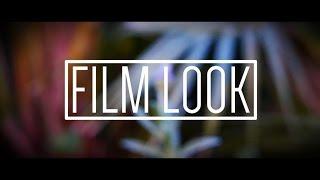 Film Look Tutorial - Using free software (Blender)