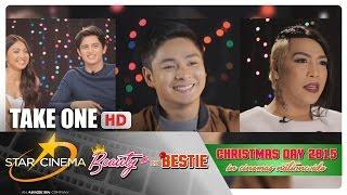 Take One   'Beauty And The Bestie'   Vice Ganda, Coco Martin, James Reid, Nadine Lustre