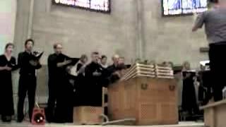 Requiem Francesco Cavalli - Kyrie - Chapelle vocale de Lausanne 23.06.12