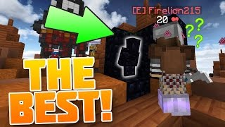 *THE BEST* I AM STONE CHALLENGE VIDEO! (Minecraft HYPIXEL TROLLING)