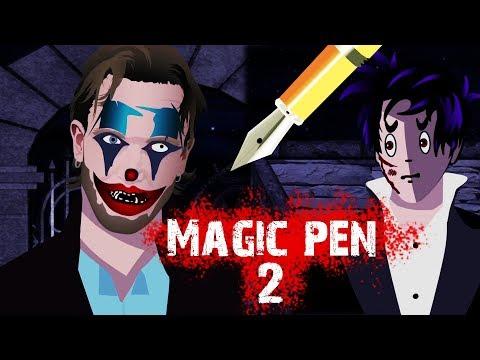 Xxx Mp4 Magic Pen 2 Horror Story Animated Hindi Kahaniya By TAF 3gp Sex
