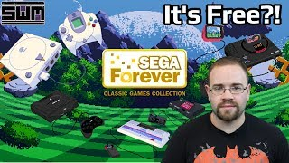 News Wave Extra! - Sega Forever Revealed...And It's Free?!