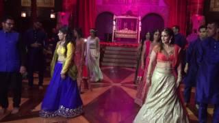 Zain & Zoya's Mehndi-Jeddy Family Dance