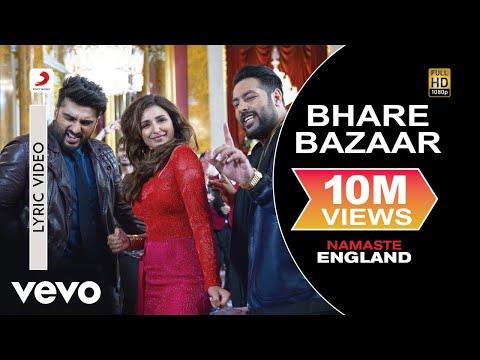 Xxx Mp4 Bhare Bazaar Official Lyric Video Arjun Parineeti Badshah Rishi Rich Vishal 3gp Sex
