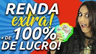 DOBRE SEU DINHEIRO! 7 formas de RENDA EXTRA com 100% de LUCRO