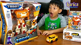Tobot X Evolution dari Young Toys - Asli atau Tidak ???