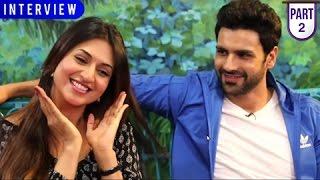 Divyanka Tripathi And Vivek Dahiya Fun Interview - Part 2 | Nach Baliye 8 | TellyMasala