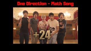 One Direction - Math Song lyrics