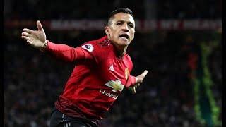 El renacer de Alexis Sánchez en Manchester United