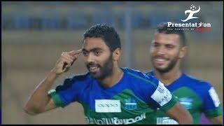 أهداف مباراة وادي دجلة 3 - 3 مصر المقاصة   الجولة الـ 9 الدوري المصري