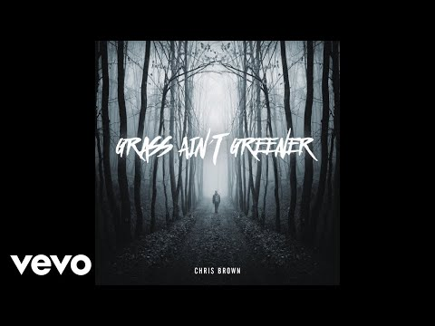 Chris Brown Grass Ain t Greener Official Audio
