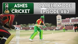 THE MOMENT - Ashes Cricket Career Mode #63