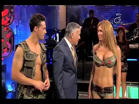 Yola Berrocal y Carlos Casañas en TN3 América TeVé