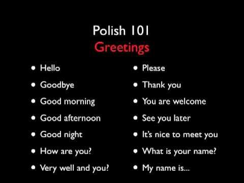 Xxx Mp4 Polish 101 Greetings Level One 3gp Sex