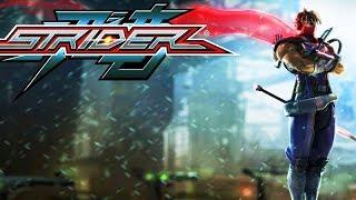 STRIDER (2014) All Cutscenes (Game Movie) Xbox One X Enhanced 60FPS