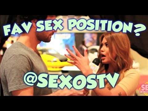 FAVOURITE SEX POSITION?! - Sex On The Street TV (Episode 5)