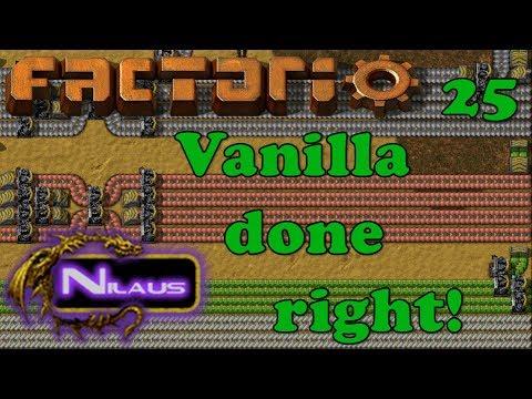 Factorio Vanilla done right E25 High Tech Science