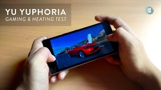YU Yuphoria Gaming Review and Heating Test