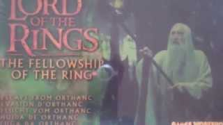 Lord of the Rings Escape From Orthanc  Warhammer model kits
