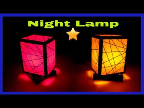 Xxx Mp4 How To Make A Night Lamp At Home With Waste Materials 3gp Sex