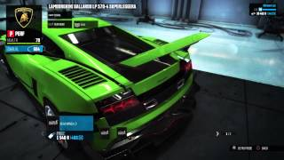The Crew Modifying The Lamborghini Gallardo Superleggera (Performance Spec)