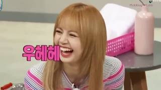 BLACK PINK FUNNY Moments 2017