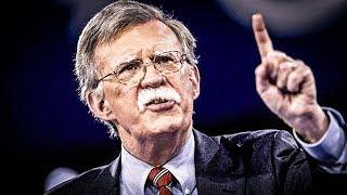 John Bolton is a Bigger Draft Dodger Than Donald Trump Ever Was