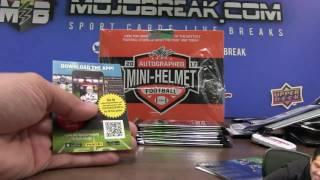 NFL Prestige Contenders Helmet 3 Box #3