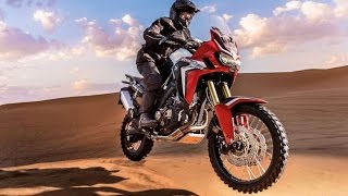 New 2017 Model  Honda Bike Africa Twin Of Specs Changes Adventure Motorcycle In Hindi