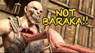 NOT THE HOMIE BARAKA!!!! [STORY TIME] [MORTAL KOMBAT X] [#05]