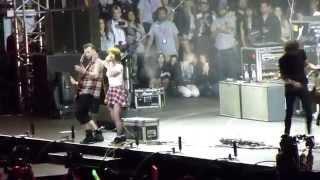 Paramore - Ain't it Fun @ Wango Tango - 05 10 2014