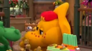 Barney & Friends Pistachio