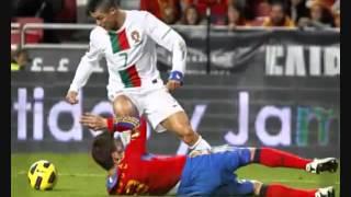 Cristiano Ronaldo humilla a los jugadores del Barca