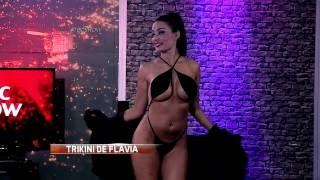 Infartante trikini de Flavia