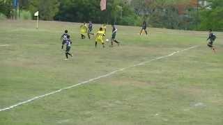 UFL 13U GAU vs Kaya 2nd half part 1 (after 59 min, 9-1)