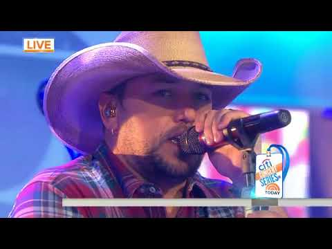 Download Watch Jason Aldean perform 'You Make It Easy' live free