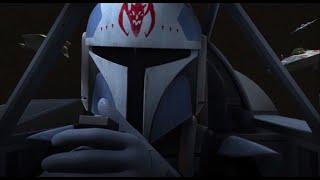 Star Wars Rebels S02E13 - Phoenix Squadron vs The Protectors