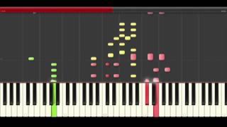Deorro Bailar Elvis Crespo Piano midi tutorisl sheet partitura cover karaoke