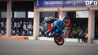 DFG stuntriding @ Dronacharya ,Cochin