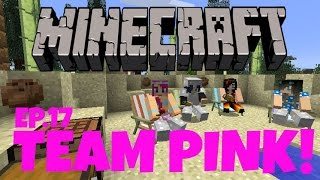 Team Pink's Magical Quest! FTB Ep.17 To The Tropics! | Amy Lee33