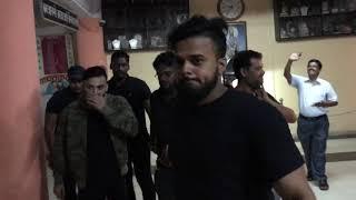 Afghan Canadian Super Hero Humayoon Shams Khan  Mumbai   India   Amateur artists award show 