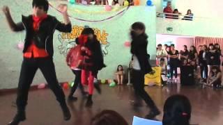 SHINee (샤이니) Ring Ding Dong (링딩동) Dance Cover - Unbreak en Hurricane Mask.