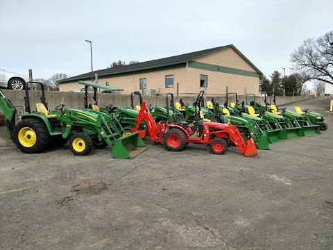 Used Tractors For Sale: March 26th, 2018