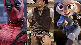 Cinéma - Les meilleurs films de 2016